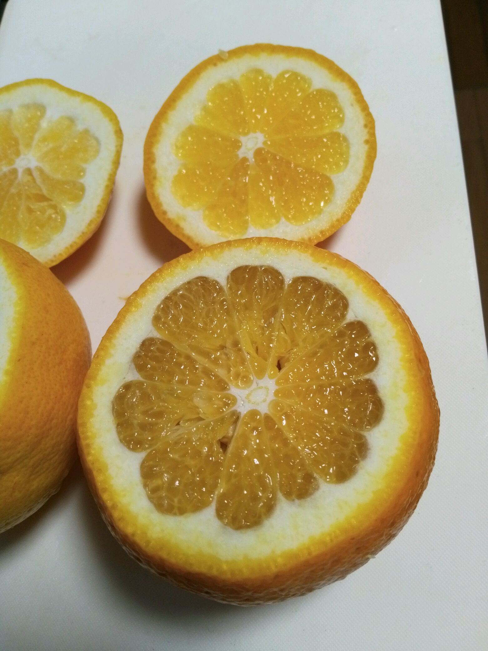 甘夏橘子果冻的做法步骤