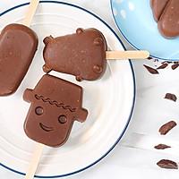 浓郁巧克力乳酪雪糕