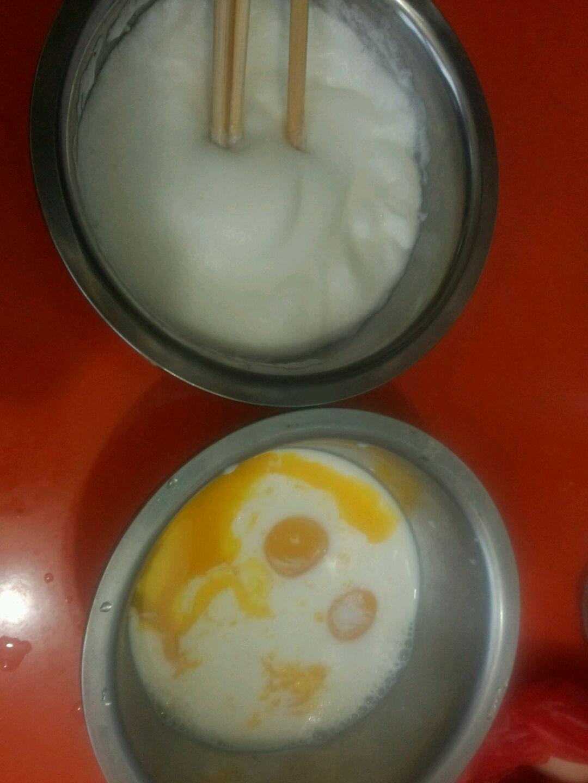 电饭锅蛋糕的做法步骤