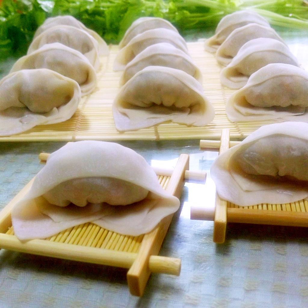 临海特色小吃扁食的做法_【图解】临海特色小吃扁食做