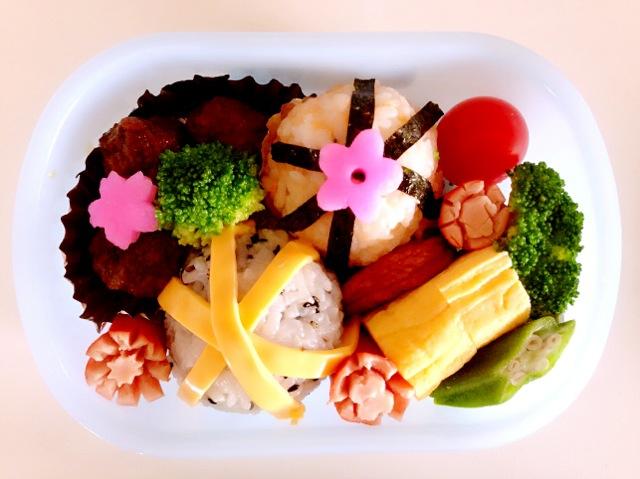 圆饭团可爱便当的做法_【图解】圆饭团可爱便当怎么做