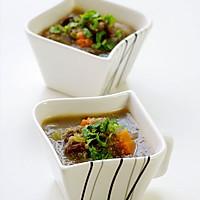"""一碗汤安全渡过""""艰屯之际"""":驱寒润燥的香芹牛肉藜麦羹"""