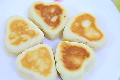 爱心甜饼 宝宝辅食食谱