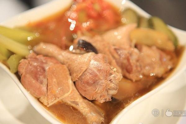 姜母鸭 —《顶级厨师》参赛作品的做法