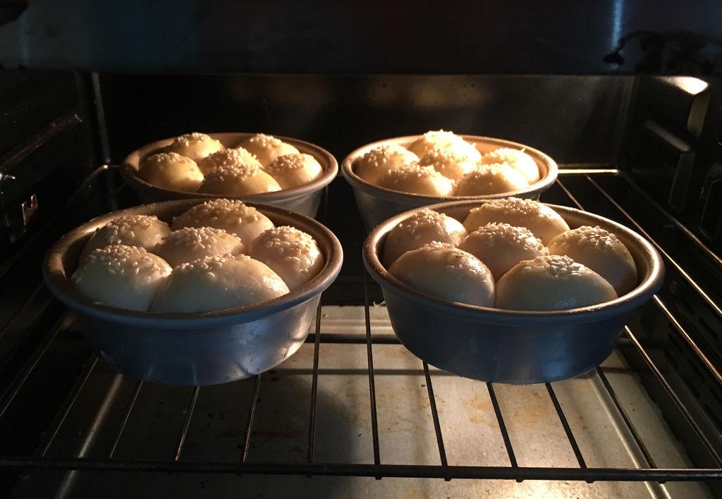 全麦花朵面包的做法_【图解】全麦花朵面包怎么做如何