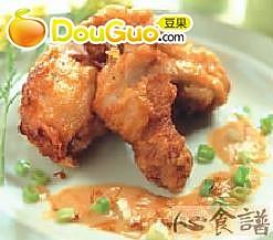 味噌炸鸡的做法