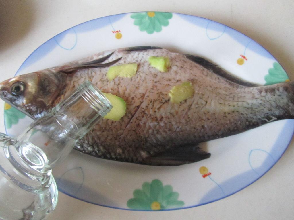 豆瓣烧武昌鱼的做法步骤