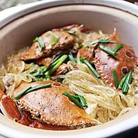 煲仔蟹肉土豆粉#每道菜都是一台食光记#