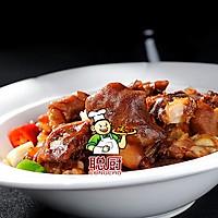 中国地道食材之聪厨房干锅羊蹄