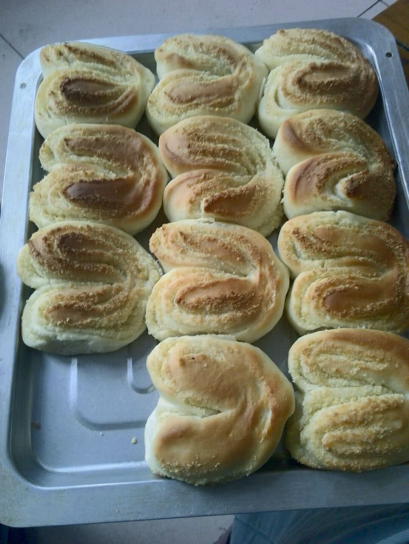 椰蓉面包的做法步骤