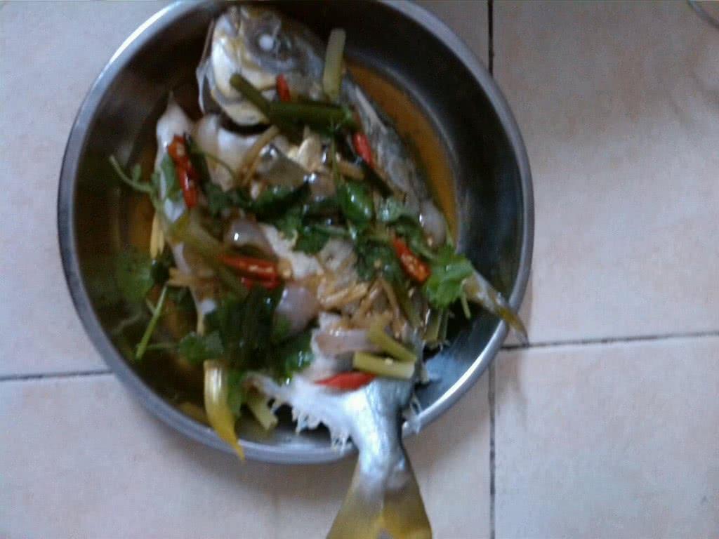 李锦记蒸熏肉油适量盐适量v熏肉金鱼鼓的做法步骤本菜谱的做猫能吃鲳鱼图片