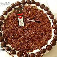 初冬的小太阳--巧克力慕斯蛋糕