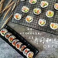 生活不只眼前的苟且,还有寿司和远方~
