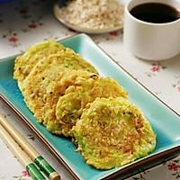 《早餐的新滋味——燕麦片早餐饼》的做法图解8
