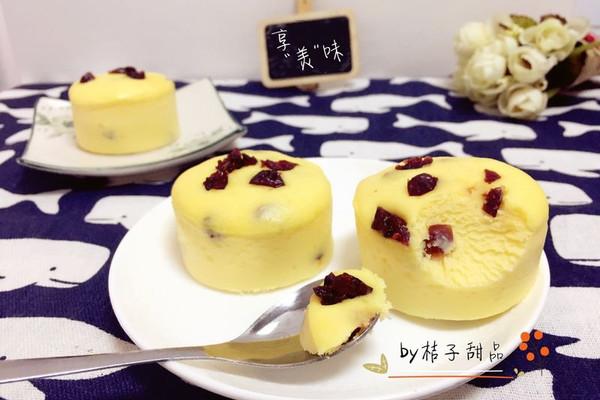 """蔓越莓芝士杯子蛋糕#享""""美""""味#的做法"""