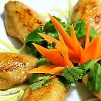 柠香煎鸡翅