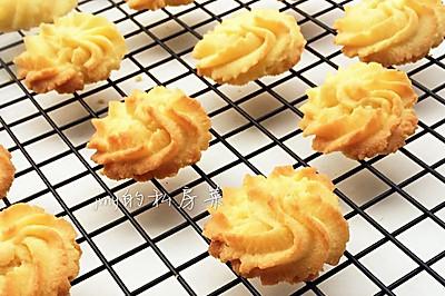 曲奇饼干~~酥的掉渣
