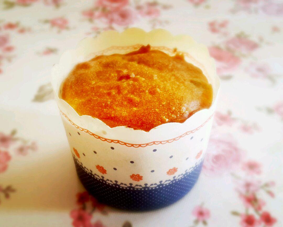 菠萝蜜豆纸杯蛋糕