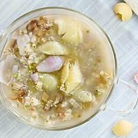 天气凉了,想宝宝少生病,用这碗汤提升免疫力吧