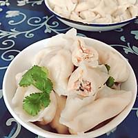 精品 | 虾仁三鲜饺子