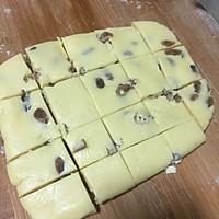 葡萄干奶酥的做法图解9