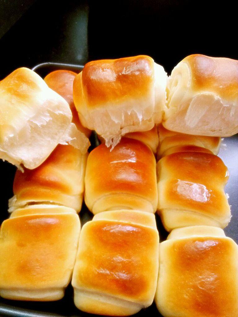 经典小面包的做法