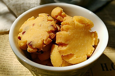 玛格丽特饼干(玉米油版)