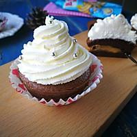花生酱巧克力蛋糕#趣味挤出来,及时享美味#
