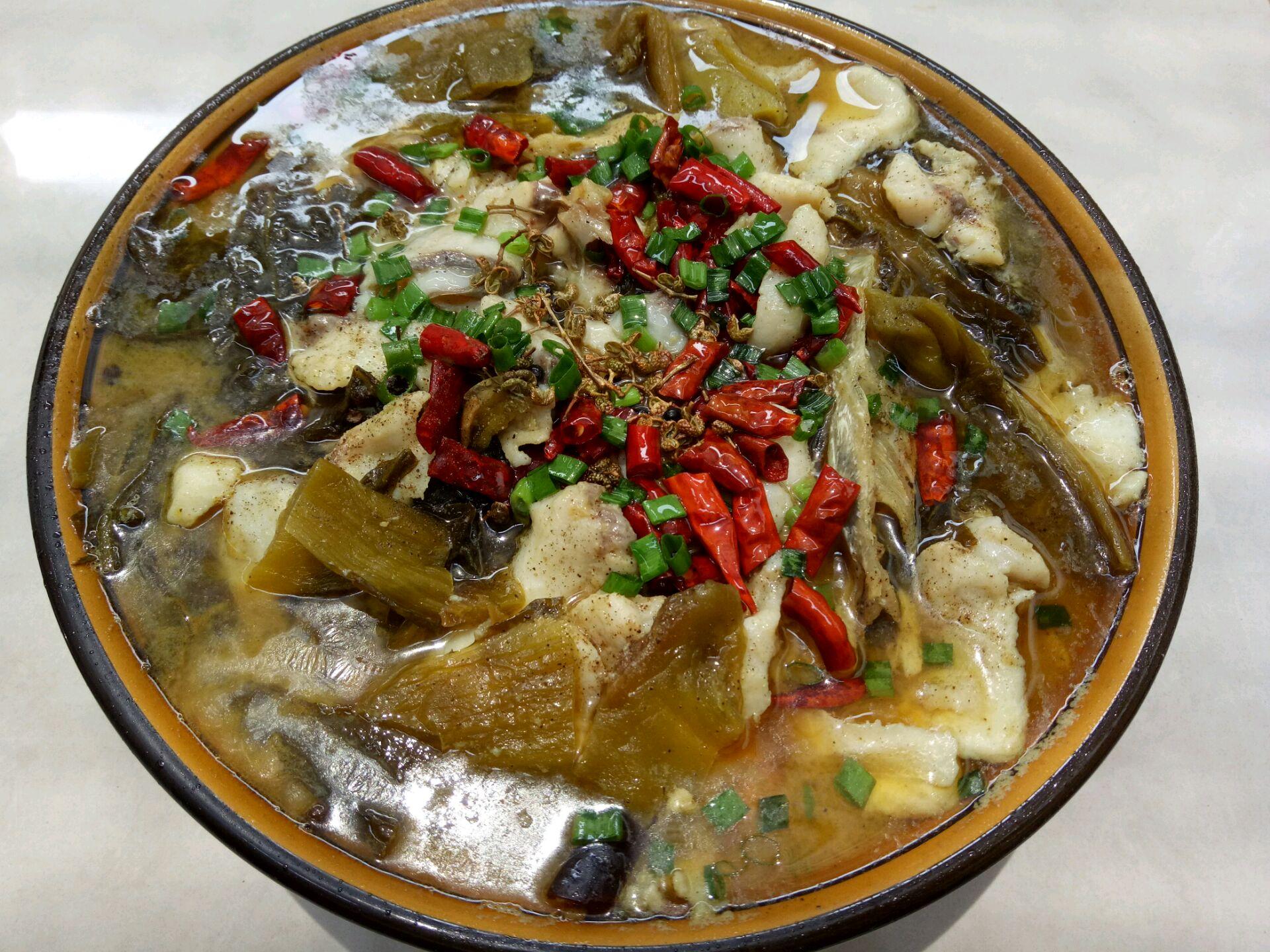 麻辣酸菜鱼的做法步骤