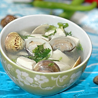 蛤蜊/豆腐蛤蜊汤By 83小钟