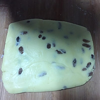 葡萄干奶酥的做法图解8