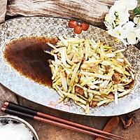 老公最爱的下饭菜之肉炒蒜黄