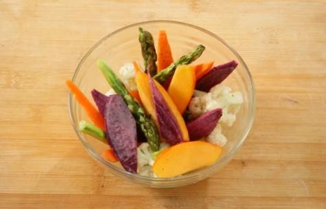 酥烤蔬菜的做法步骤