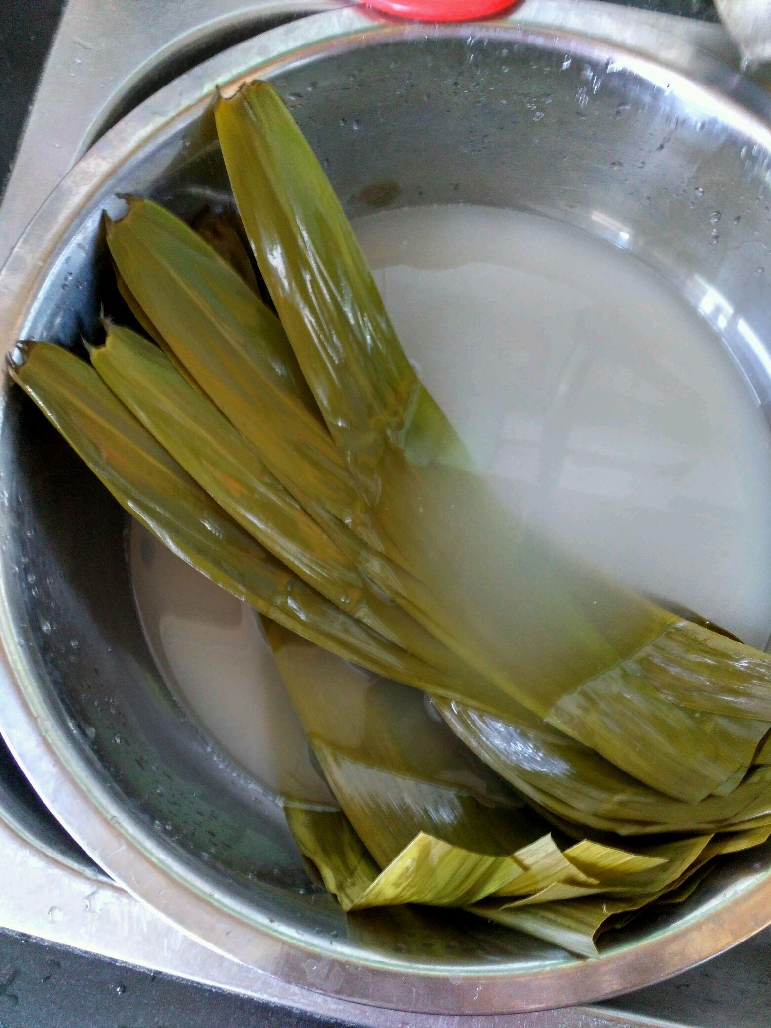 蜜枣粽子的做法步骤
