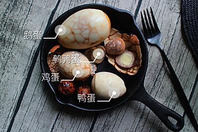 大红袍茶叶蛋