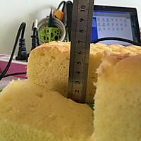 棉花蛋糕(省时省力版)