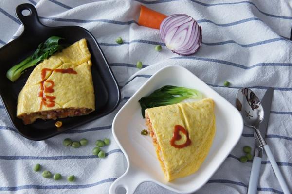 5分钟食光光蛋包饭的做法