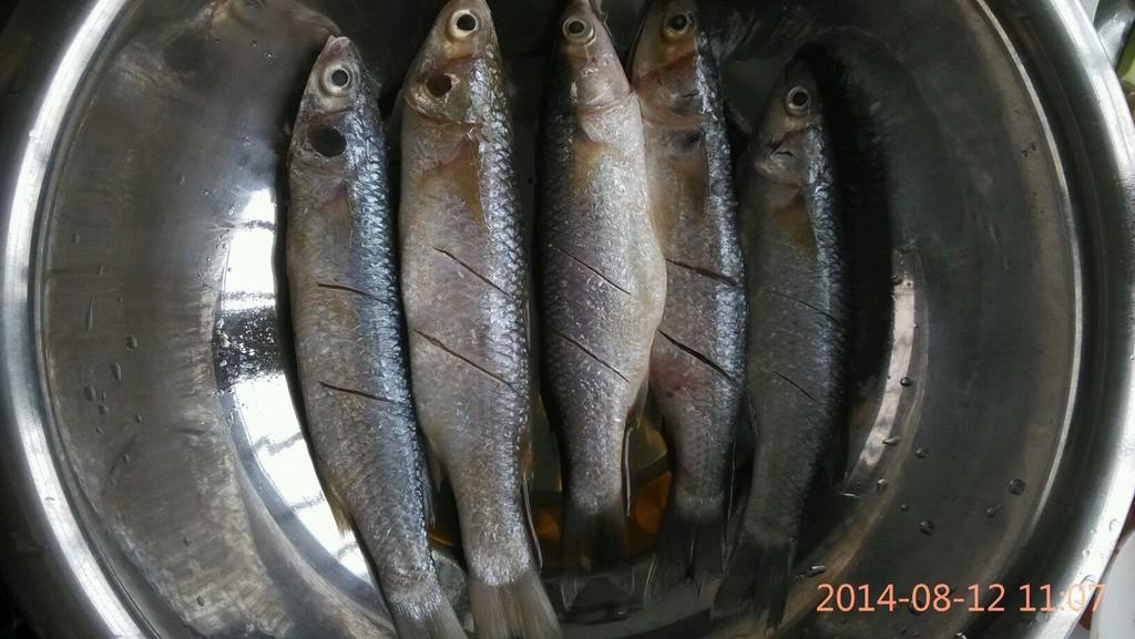 酱油小鱼的做法步骤