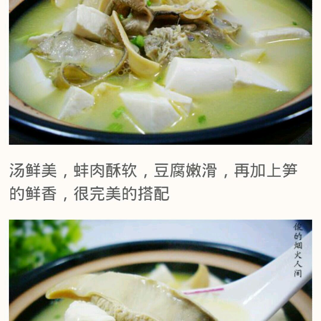 河蚌眉豆老火养生汤的做法_【图解】河蚌眉豆老火养生