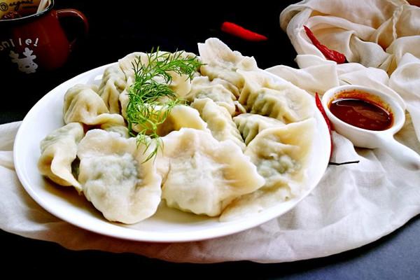 「Cathy边吃边营养」最好吃的饺子?必然是茴香猪肉馅的做法