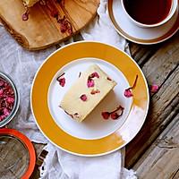 春暖花开,花季里的花美食~樱花蛋糕卷