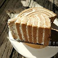 年轮蛋糕#蒸派or烤派#