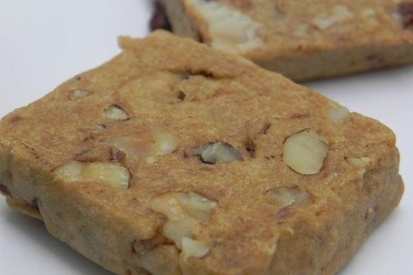 红糖核桃饼干的做法