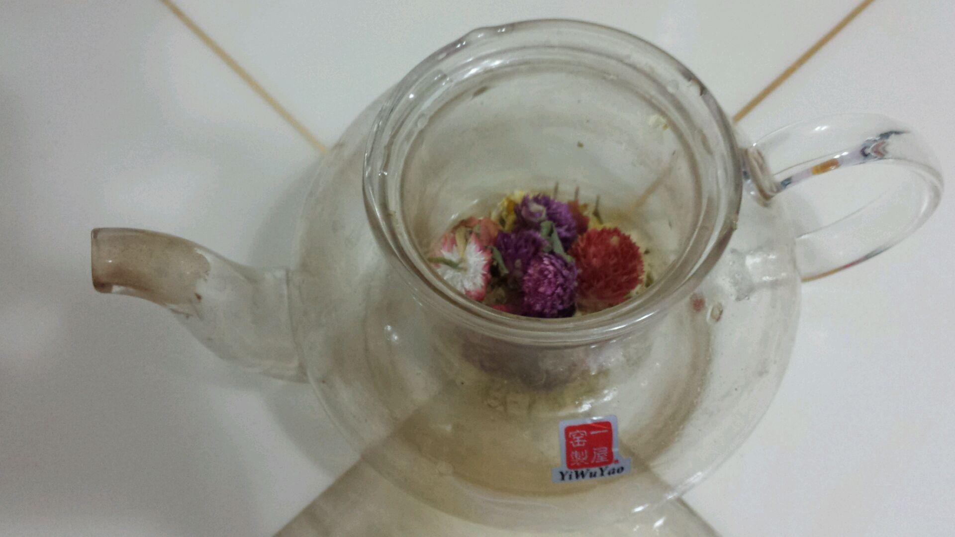 熙熙花茶的做法步骤