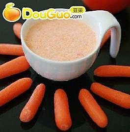 胡萝卜番茄奶昔的做法