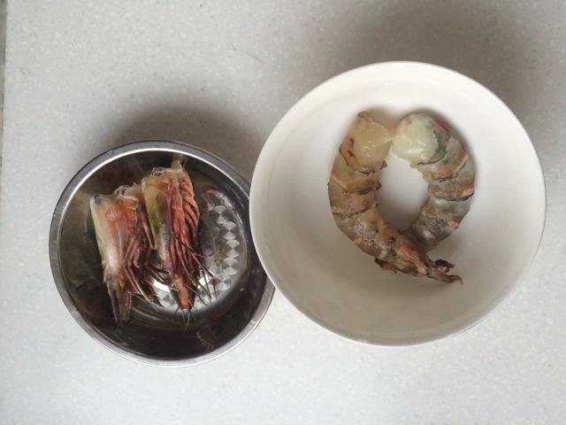 bbq老虎虾的做法图解3