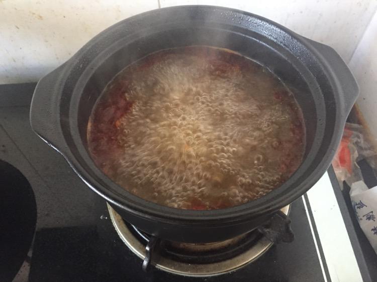 砂锅米线的做法步骤