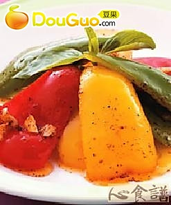 墨西哥烤甜椒的做法