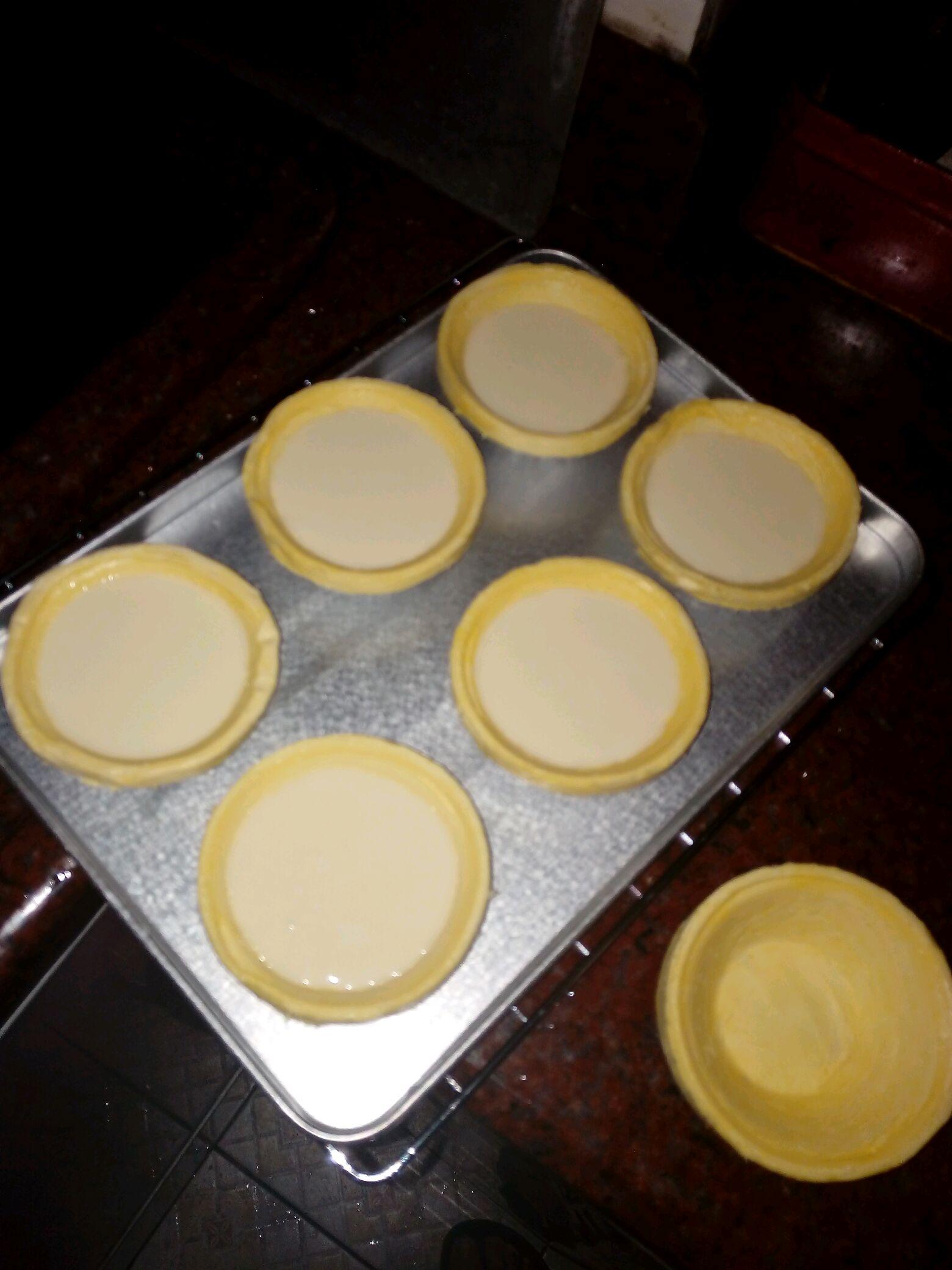 蛋挞的做法_【图解】蛋挞怎么做如何做好吃_蛋挞家常