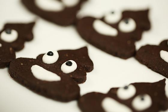 低筋粉200g 可可粉30g 辅料   糖100g 鸡蛋1个 巧克力饼干的做法步骤